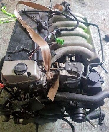 Двигатель,мотор на Мерседес 3.0 дизель 606 всборе привозной из Европы