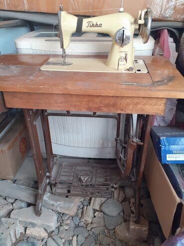 швейная машина в Кыргызстан: Эски маркадагы швейная машина сатылат.Баасы келишим менее
