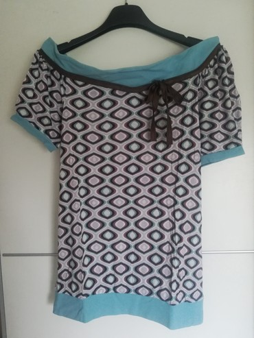 Ps-fashion-bluzica-cvetna - Srbija: PS fashion bluza Velicina 38