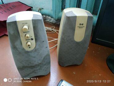 zapchasti ot pk в Кыргызстан: Компьютер,б.у не рабочийзгорел жосткий диск,продаю! есть стол вместе