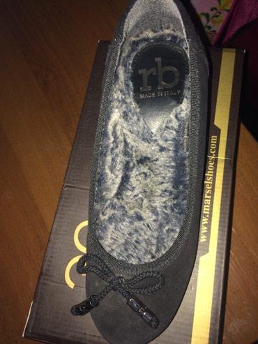 Срочно продаю туфли с мехом , размер 36 , в Бишкек
