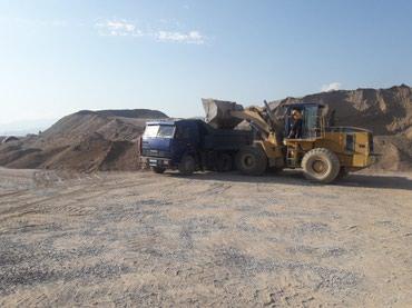 Отсев бетонная смесь щебень оптималка в Novopokrovka