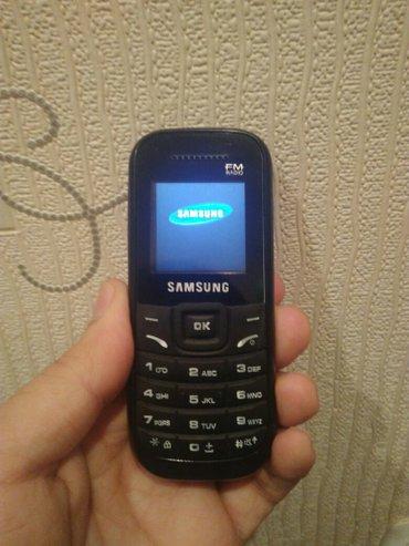 Bakı şəhərində samsung e1205-sade telef.55-AZN