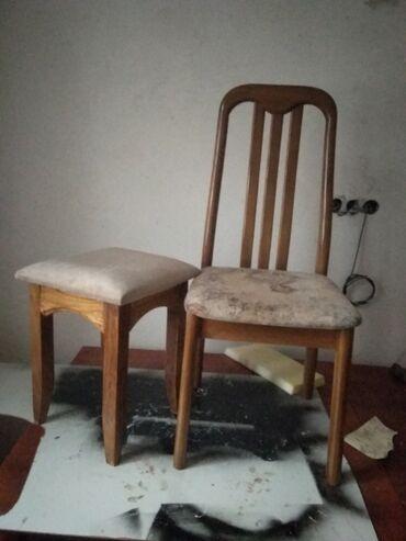 Делаем ремонт стулья