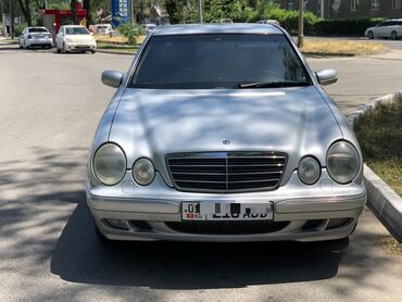 Mercedes-Benz E 320 3.2 л. 2001