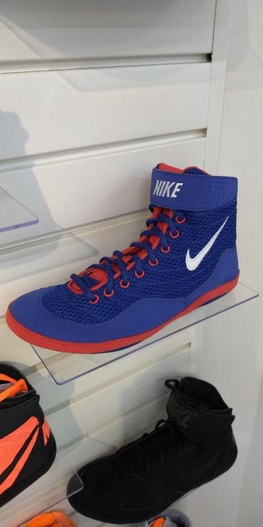 termo shorty в Кыргызстан: Борцовки NIKE #asics #tiger #puma #adidas #nike #joma #sandico #kappa