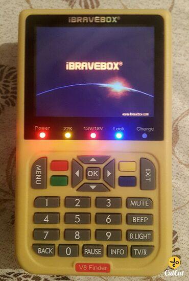 pupslar üçün aksesuarlar - Azərbaycan: İbravebox v8 findergörüntülü satfinderpeyk antennası quraşdırmaq
