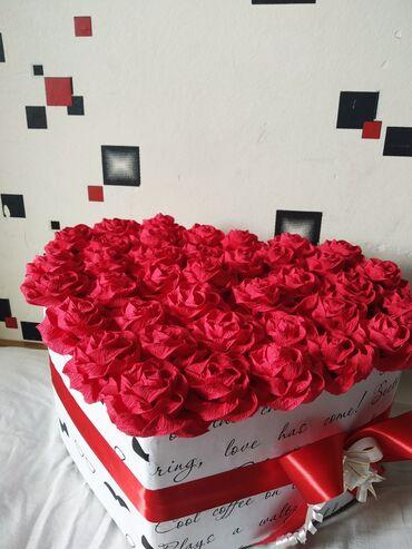 цветы купить в горшках в Кыргызстан: Гулдор, гулдор, гулдор! Колго жасалган, эң сапаттуу кооз соолубас гүлд