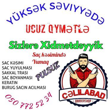 Qadin salon - Azərbaycan: Əziz Celilabadlilar sizləri yenicə açılmış kişi salonuna dəvət edirik