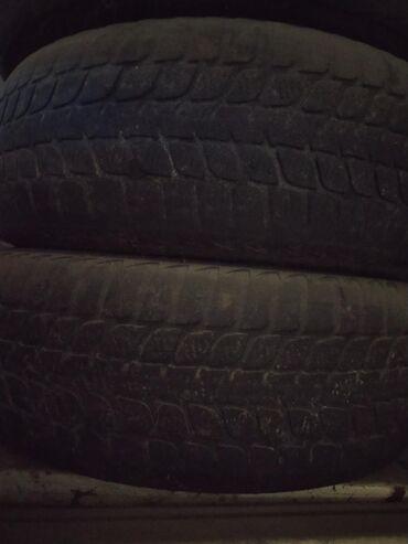 Шины и диски - Колдонулган - Ак-Джол: Продаю резины с дисками. комплект размер 14 . 185;65