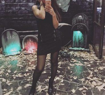 Продаю платье черное,было одето 2-3 раза. в Баетов