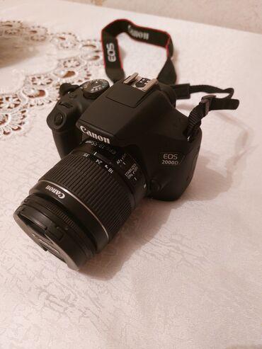 2192 elan: Canon eos 2000d.Çantası original firmanın çantasıdır,çanta da yağış