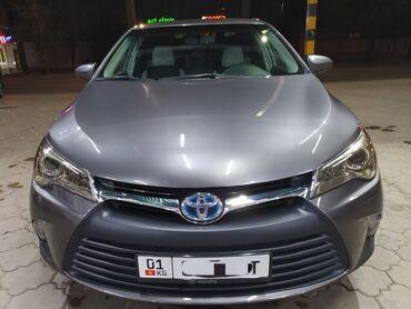 Toyota Camry 2.5 л. 2015 | 175000 км