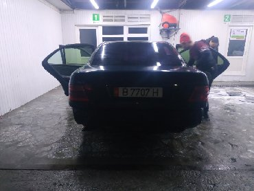 Mercedes-Benz в Кыргызстан: Mercedes-Benz E 280 2.8 л. 1996 | 400 км