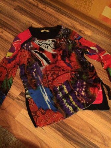женская-блуза в Кыргызстан: Продаю женскую кофточку производство Италия в отличном состоянии