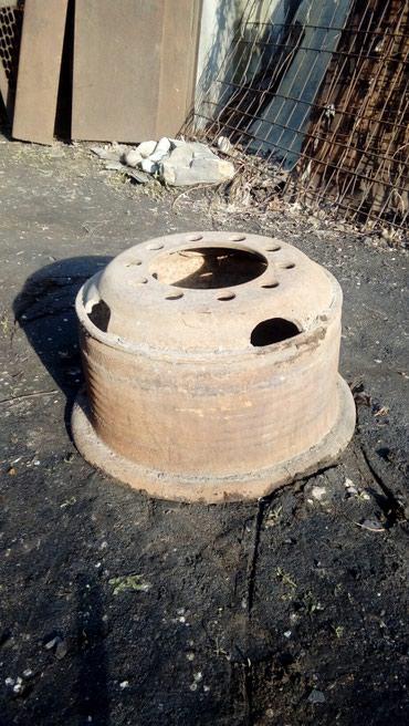 печка для бани в Кыргызстан: Продаю диски на краз, 2 шт. Можно под казан и печку на баню