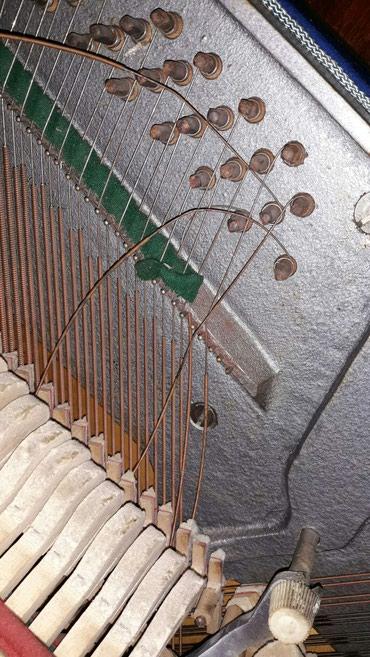 Bakı şəhərində Pianinoların köklənməsi təmiri restovrasiya olunmasi