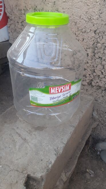 Другая посуда - Кыргызстан: 10 л пластиковый емкость скрышкой 30 сом звоните (15шт )