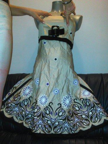 Vrlo lepa i kvalitetna top haljina vel. S - Prokuplje