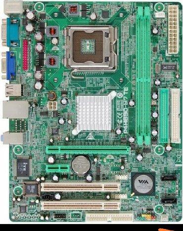 WhatsApp Biostar P4M890-M7 TE ver. 7.1 socket 775 VGA+LAN SATA PCI-E
