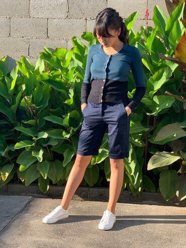 Женские классические шорты от фирмы Tom Farr. Размер 42-44