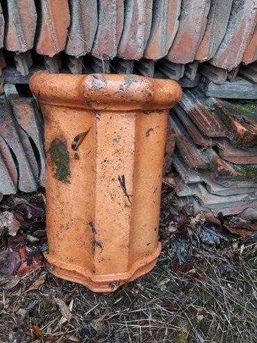 - Azərbaycan: Dam ortuyu keramika Mingecevirde