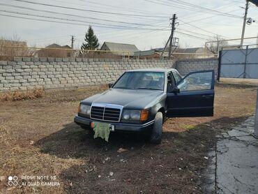 Mercedes-Benz 2.3 л. 1988