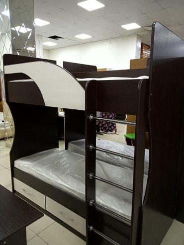 Двухъярусная кровать отличного качества в Бишкек