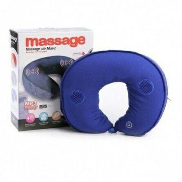 Массажная подушка с вибрацией Massage Pillow в Бишкек