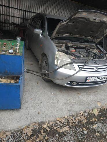 оборудование для шаурмы в Кыргызстан: Климат-контроль | Профилактика систем автомобиля