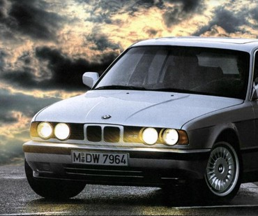 bmw e34 в Кыргызстан: Запчасти БМВ е34 BMW e34