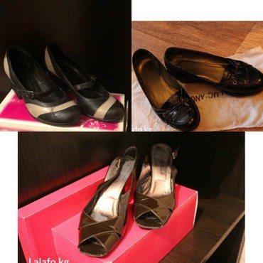 Женская обувь, куплена в италии, есть в Бишкек