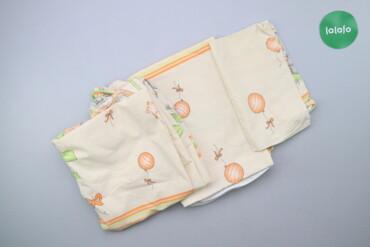 Дом и сад - Украина: Комплект дитячої постільної білизни (простирадло, підковдра, наволочка
