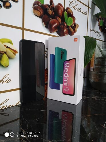 Б/у Xiaomi Redmi Note 9 64 ГБ Черный