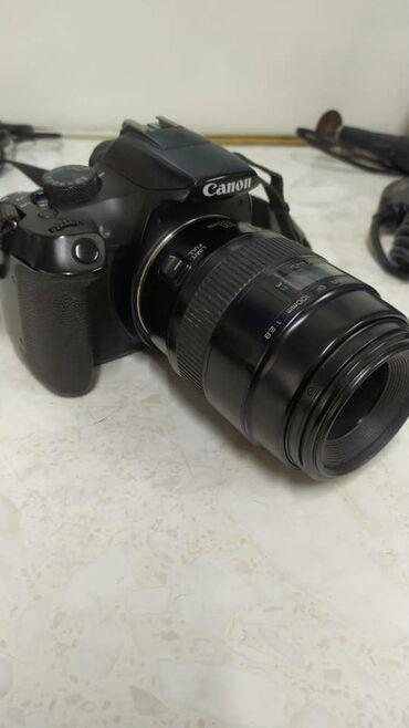 canon 1200 d в Кыргызстан: Срочно продаю фотоаппарат canon eos 1300 d объектив canon ef 100mm f/2