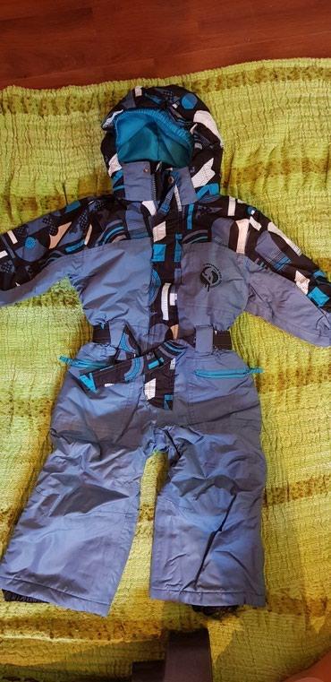 Skafander 116 - Pozarevac: Skafander za uzrast od 2-3 god(98),u odlicnom stanju, duzina od ramena