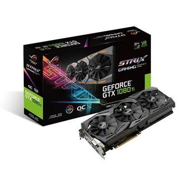 ASUS GeForce GTX 1080 Ti Strix OC GamingДоброго времени суток