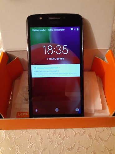 aro 10 16 mt - Azərbaycan: Motorola Moto e4