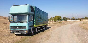 лизинг бишкек in Кыргызстан | ГРУЗОВИКИ: Срочно продам Мерседес 817, 1994 годобъем 6,0 шесть ступка, турбина