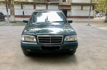 167 elan   NƏQLIYYAT: Mercedes-Benz 220 2.2 l. 1996   331000 km