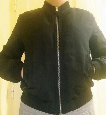 Fajerka jakna crna
