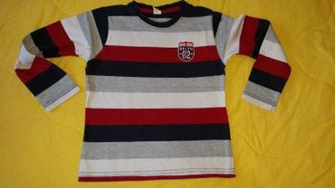 Majica na dug rukav za decaka, velicina 4 godine - Valjevo