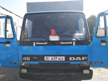 даф в Кыргызстан: ДАФ 45