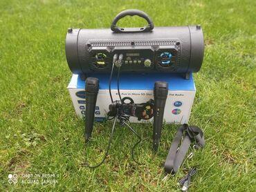 Elektronika - Krusevac: BLACK FRIDAYVeliki Bluetooth zvučnik CH-M17+ 2 mikrofonaSamo 2.900