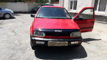 Транспорт в Баткен: Volkswagen Golf 1.6 л. 1993   300000 км