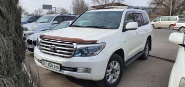 Toyota Land Cruiser 4.7 л. 2008 | 320000 км