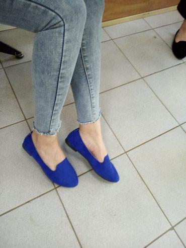 Стильные мягкие балеточки (размеры в Бишкек