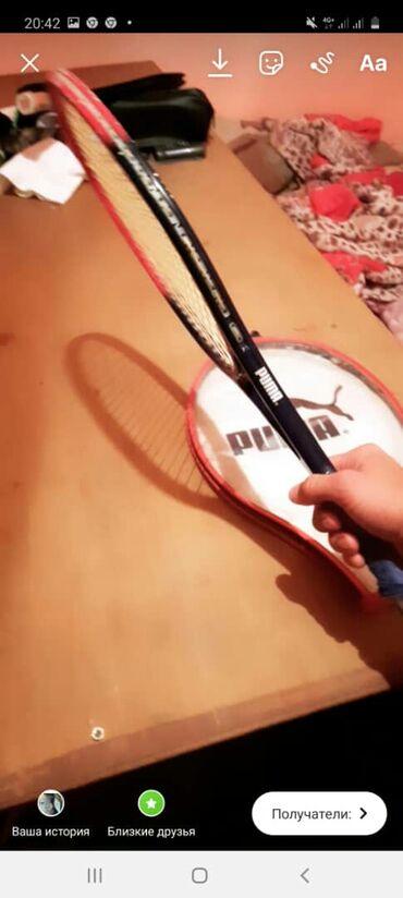 Продаю теннисные ракетки Boris Becker по 4000 сом. привезли из