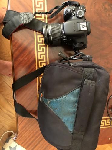 canon eos rebel t6 в Азербайджан: Canon eos 600d 18mp, 18-55mm lens Əla vəziyətdə Az işlənib  32 gb yadd