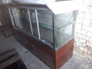 шкаф для посуды в Кыргызстан: Продается промышленное оборудование:1- витринные